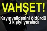 Trabzon'da dehşet veren olay!