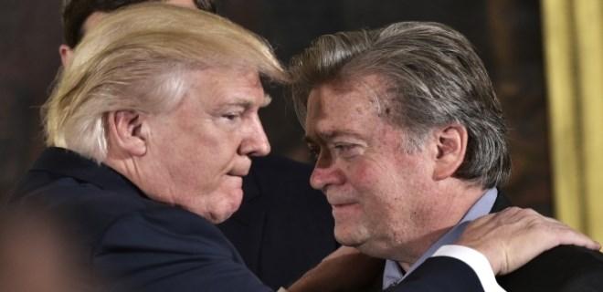 Trump'ın 'Büyücü'sü AB'yi parçalayacak düğmeye bastı