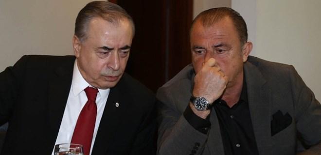Galatasaray'da soğuk savaş