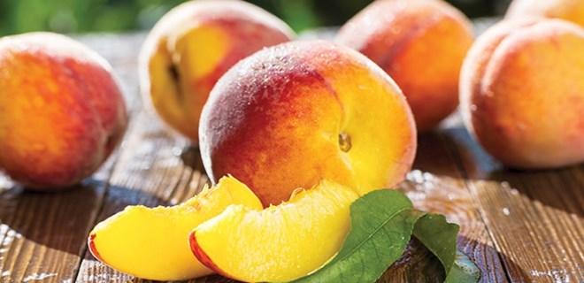 Vitamin deposu şeftaliyi tüketmek için 5 neden