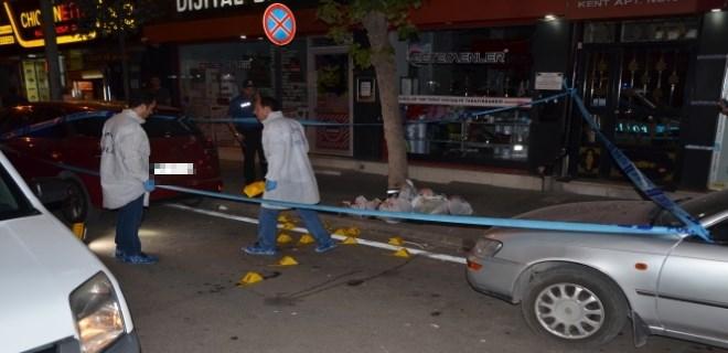 Eskişehir'de gece yarısı feci olay!