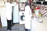 Her ay 500 ev temizleniyor!