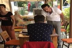 KKTC'de Barbaros Şansal'a tepki