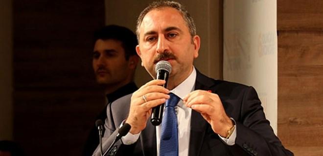 Adalet Bakanı Gül'den 'af' açıklaması!