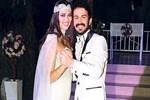 Oyuncu Seda Tosun evlendi