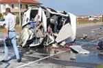 7 kişinin ölümüne neden olan şoför cezaevine gönderildi