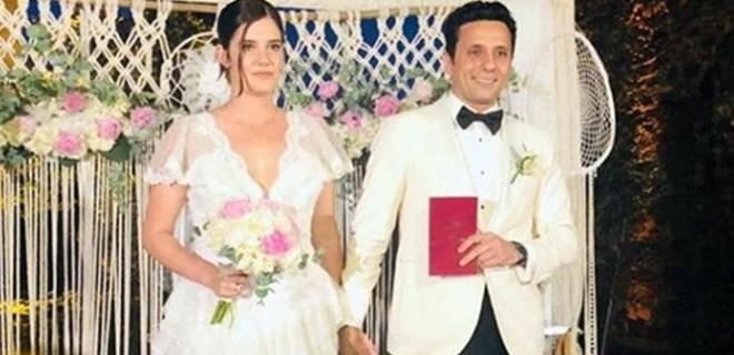 Ferhan Şensoy ile Derya Baykal'ın kızları Ferhan evlendi