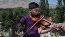 13 yaşındaki Ali İhsan, Mozart Ödülü'ne layık görüldü