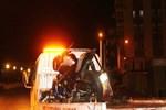 Ayvalık'ta feci motosiklet kazası!