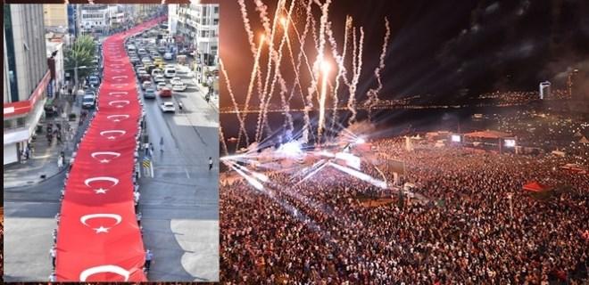İzmir kurtuluş coşkusuna hazır!..