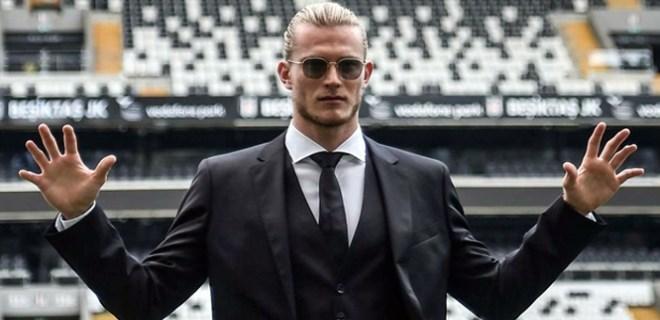 Beşiktaş'ın pazarlama yüzü Karius