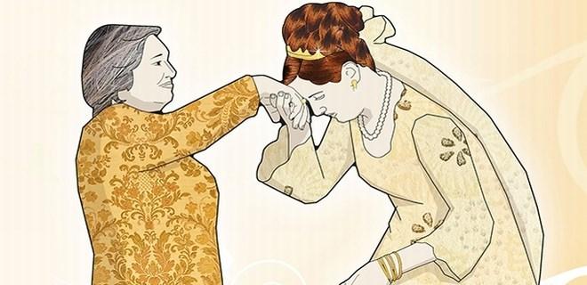 Kaynanaya hakaret boşanma sebebi