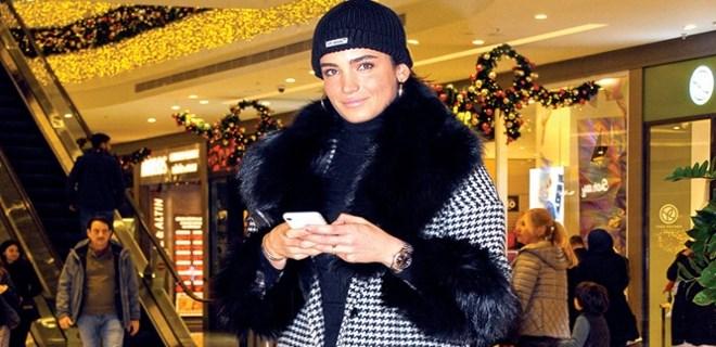Açalya Samyeli Danoğlu'ndan 2 saat süren alışveriş