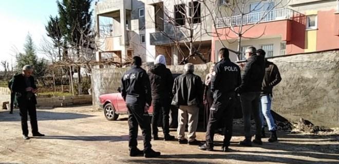 Adıyaman'da bir kişi babasını silahla vurdu