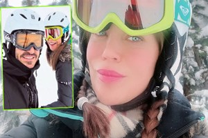 Ebru Şallı ve aşkı romantizmin zirvesinde