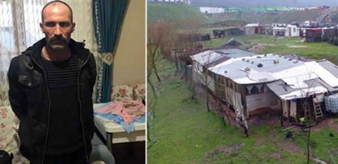 Dehşet çiftliği istismarcısının 22 yıl hapsi onandı