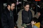 Mustafa Ceceli'den eşi ve oğluyla mutluluk pozu