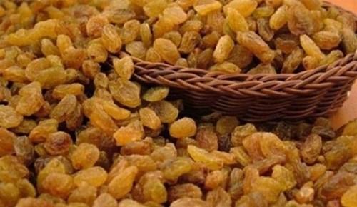 Kuru üzüm, cilt sarkmalarını önlüyor