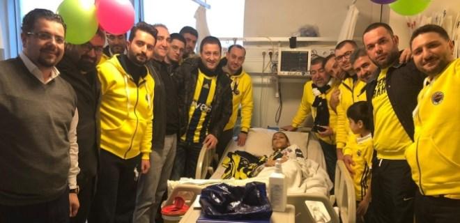 Volkan Demirel'den kanser hastası Yunus'a büyük sürpriz