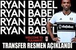Ryan Babel transferi resmen açıklandı!