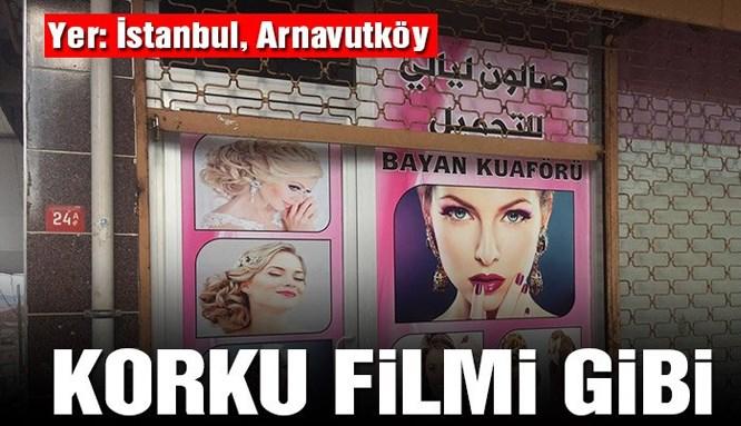 İstanbul'da Suriyelilerin merdiven altı 'kürtaj polikliniği' bulundu!