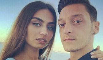 Amine Gülşe ile Mesut Özil İstanbul'da evlenecek