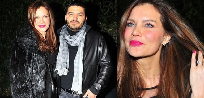 Ebru Şallı ve Uğur Akkuş Mayıs'ta evleniyor
