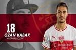 Bu gurur Ozan Kabak'ın