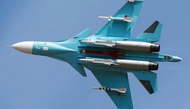 Rusya'da iki savaş uçağı çarpıştı!