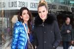 Bircan ve Ece'den yayın sonrası alışveriş turu
