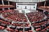Türkiye Büyük Millet Meclisi (TBMM), iki haftalık tatile girdi.
