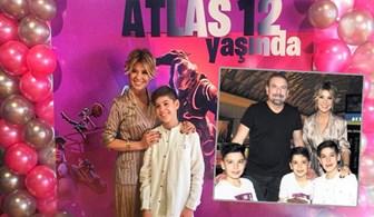 Atlas Erdoğan 12 yaşına bastı