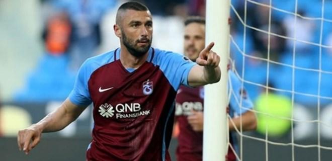 Çarpıcı iddia: Burak Beşiktaş'ta