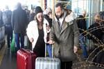 Bensu Soral eşiyle Londra'ya uçtu!