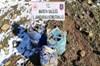 Mardin'in Ömerli ilçesi kırsalında gerçekleştirilen operasyonda 150 kilogram patlayıcı madde ele...