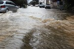 Bodrum'da duvarlar çöktü, evleri su bastı, araçlar hurdaya döndü