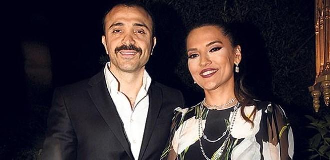 Demet Akalın - Okan Kurt çifti Dubai'de aşk tazeledi