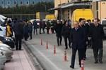 Konya'da PTT merkezinde patlama!