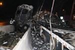 Tır sürücüsü kazada yanarak can verdi!