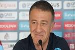 Trabzonspor Başkanı Ahmet Ağaoğlu, hastaneye kaldırıldı