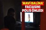 Bursa Polisi, Mavi Balina faciasını önledi