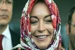Lindsay Lohan'a 'Playboy' tepkisi!