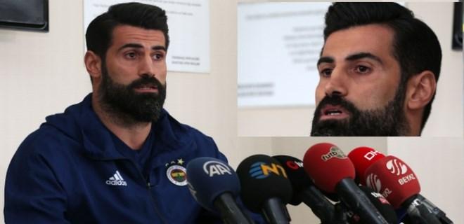 Fenerbahçe Volkan Demirel'in affedildiğini açıkladı