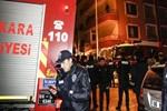 Ankara'da korkutan yangın!