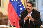 Nicolas Maduro: