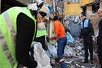 Çöp evden 20 tona yakın çöp çıktı!