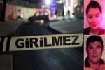 Önce kız arkadaşını sonra kendini vurdu!
