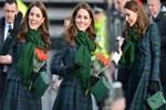 Kate Middleton'ın tercihi hangi Türk tasarımcı oldu?