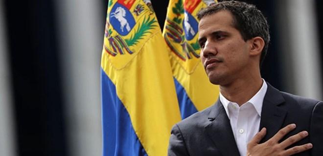 Avrupa Parlamentosu Guiado'yu Venezuela Devlet Başkanı olarak tanıdı