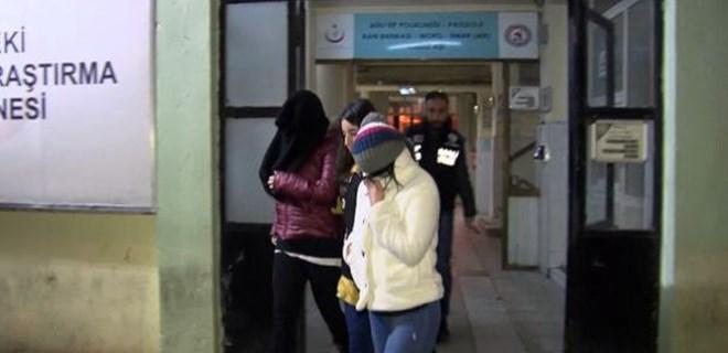 İstanbul'da Mali Şubeden operasyon